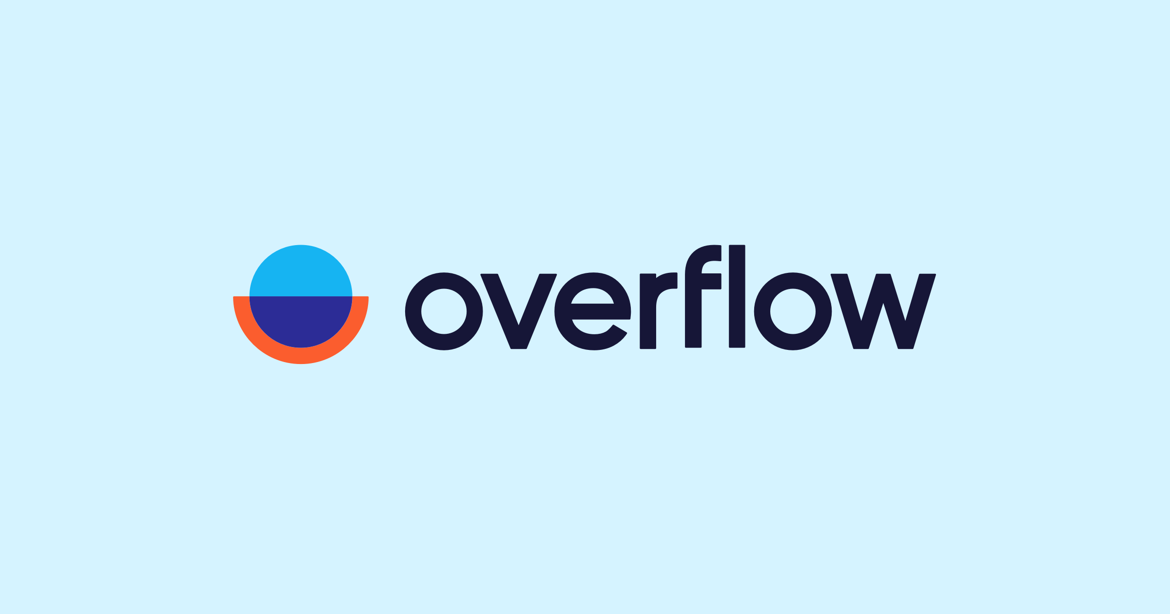 Overflow   User flows done right